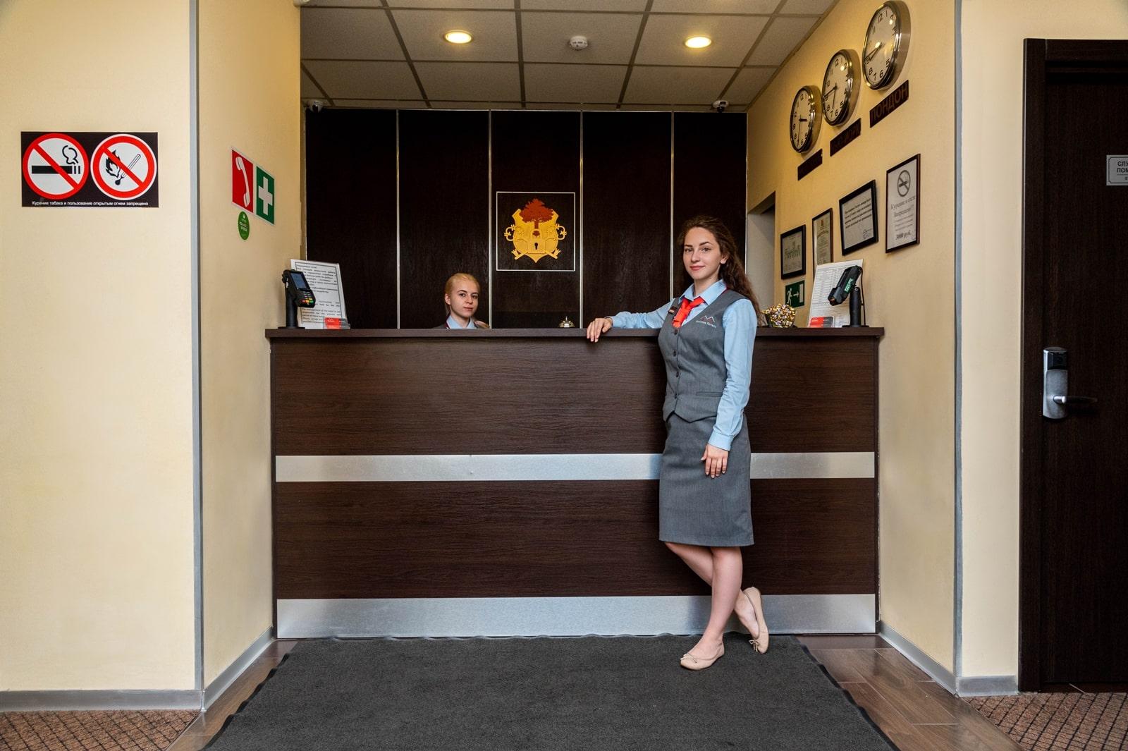 Отель MINIMA - Белорусская