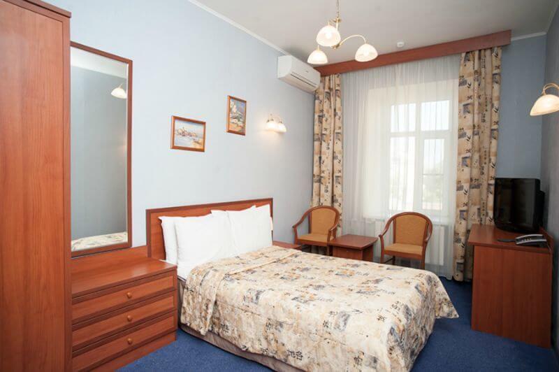 Отель MINIMA - Красные ворота