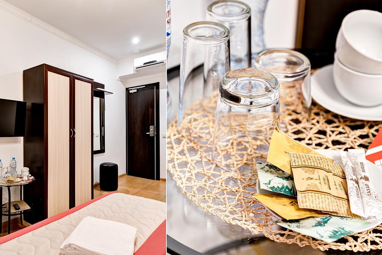 Hotel MINIMA - Belorusskaya